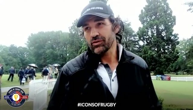 💬 'It's one of the best weekends I've ever had' 👌🏻 Here's what Victor Matfield had to say after the conclusion of #IconsofRugby 🇿🇦 . . . @mattburke710 @zinzan.brooke @johnsmitty1978 @victormatfield @bryanhabana_ @stuarthogg21 @brianodriscoll @lukefitzgerald @shanks_the_tank @MCampbellgolf #IOR #RWC #NZ #allblacks #newzealand #southernhemisphere #rugbyworldcup #try #conversion #theopen #rugbygram #rugbyunion #springboks #southafrica #england #ireland #ENG #golfing #golfer #instagolf #northernhemisphere #rugbygram #rugbyunited #IOR #rugby #golf #1millionswing #iconsofrugby